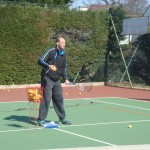 Andrew Richardson - Performance Tennis Camp