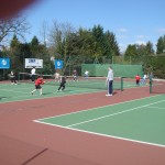 Footwork Patterns - Performance Tennis Camp